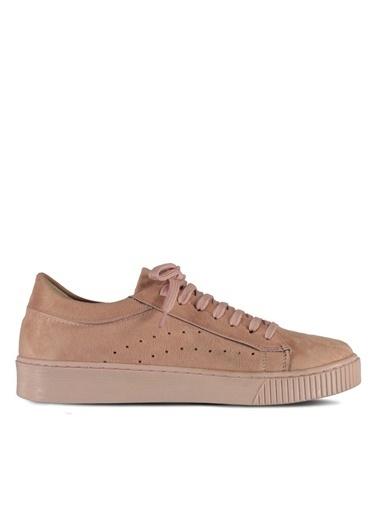 Marjin Sneakers Pudra